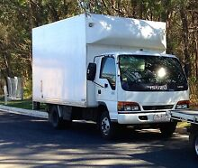 1999 ISUZU NPR 200 White Pantech (Quick Sale) HINO CANTER FUS0 Redland Bay Redland Area Preview