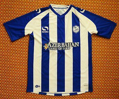 2014 - 2015 Sheffield Wednesday, Home Football Shirt by Sondico, Mens Large image
