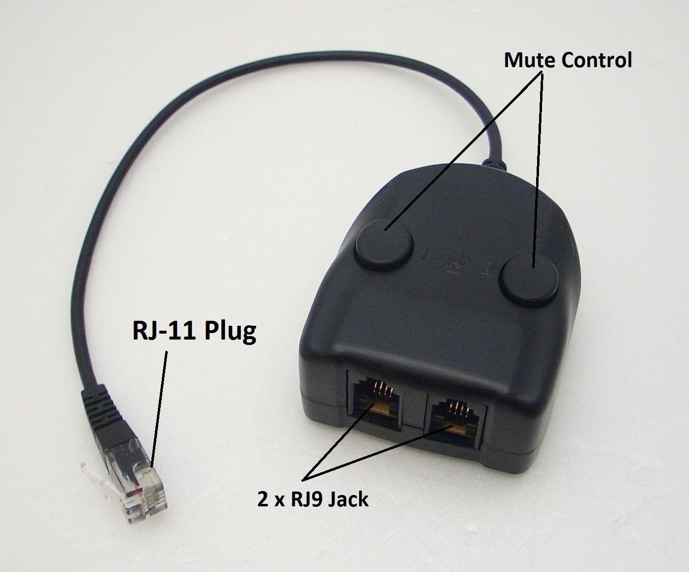 SKU 616p Princess Phone 702 // 2702 Modular Handset Jack 20223