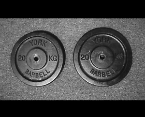 Plates of Weights