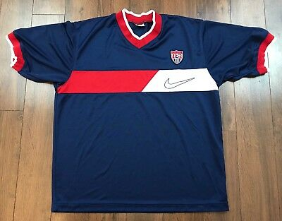 a67293ab Soccer-National Teams - Nike Usa Soccer Jersey - 5 - Trainers4Me
