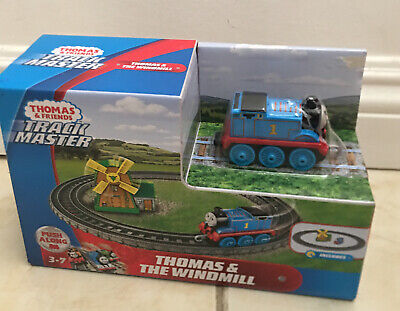 Thomas & Friends Track Master Push Along Thomas & Windmill Ages 3-7