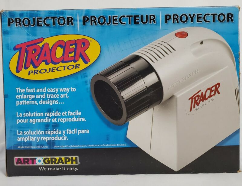 Tracer Projector  ArtOgraph Image Enlarger Up To 14x Basic Projector For Artists
