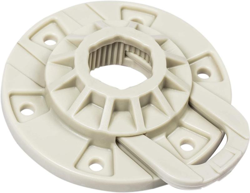 Ultra Durable W10528947 Washer Basket Driven Hub Kit  Part b