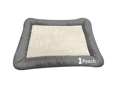 Dog or Cat Pet Bed Rectangle Plush Cuddler, 22