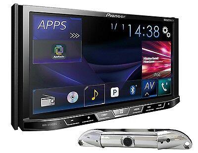 "PIONEER AVH-X4800BS CAR 2-DIN 7"" LCD DVD CD BLUETOOTH STEREO ABSOLUTE CAM-800"