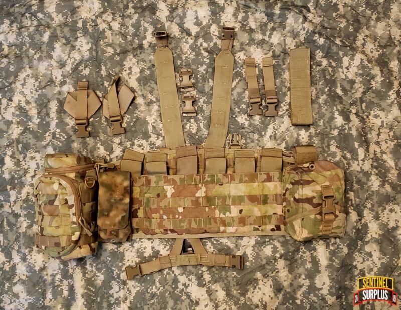 USGI Tactical Assault Panel OCP