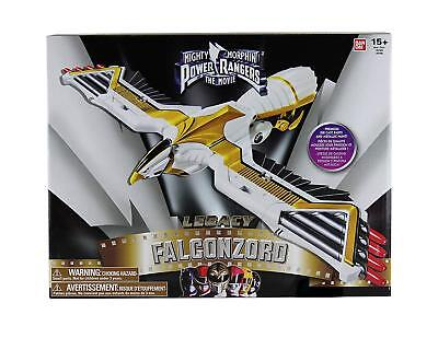 Power Rangers Mighty Morphin Legacy Falconzord Figure, used for sale  Shipping to Canada
