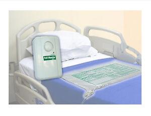 Smartcare Bed Alarm and Long Term Bed Sensor Pad
