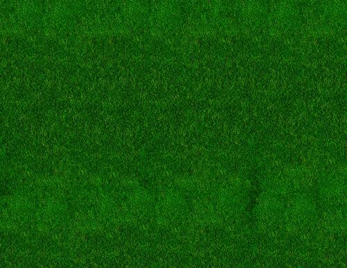 G Scale Grass Model Train Scenery Sheets –5 Seamless 8.5x11 Dark Green
