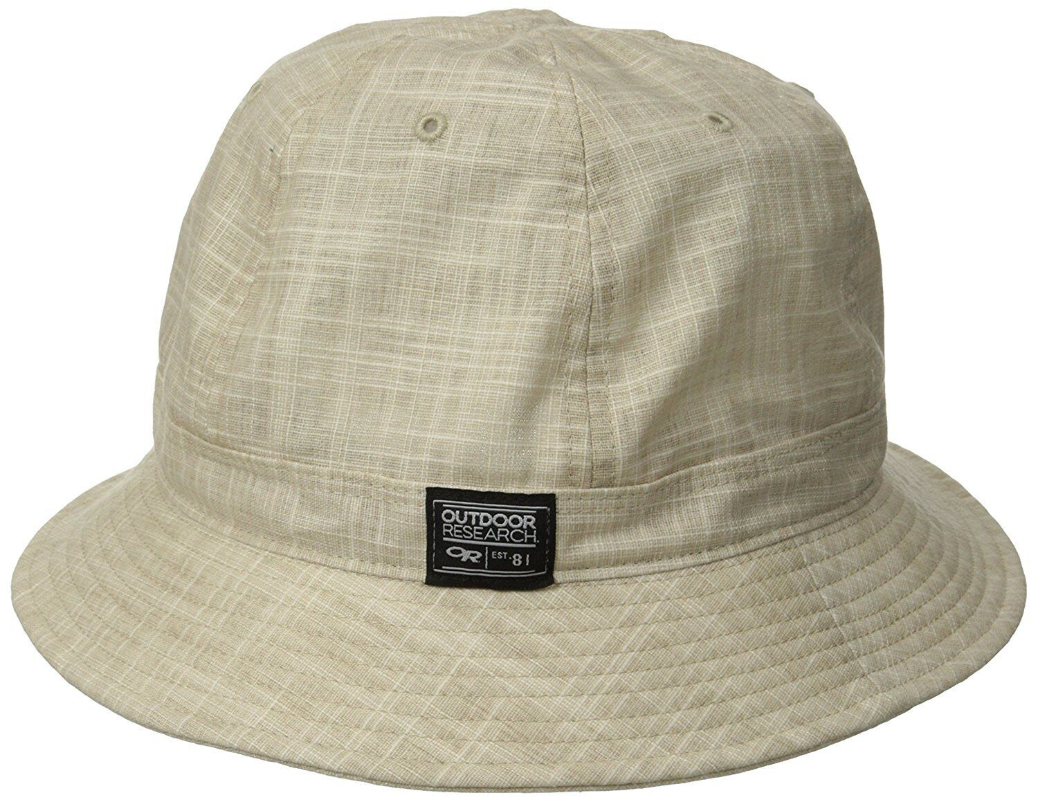 a87d02913bfce NEW Outdoor Research Misconduct Bucket Hat Tan Khaki Small M