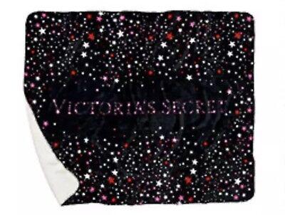 Victoria's Secret Gemütlicher Sherpa Decke/Überwurf Decke 127cmx152cm (Victoria Secret Decke)