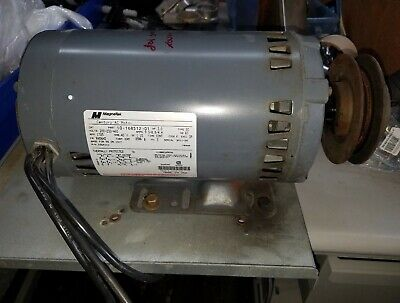 Century Electric Motor 3hp Fr Ra56hz 1725rpm 200-230460v 10-168512-01