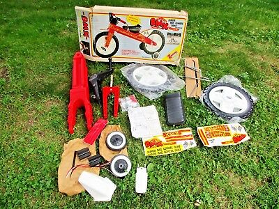 "Rare Vintage 80's Empire Super Big Wheel BMX Bicycle Ride On Toy 16"" Pedal NIB"