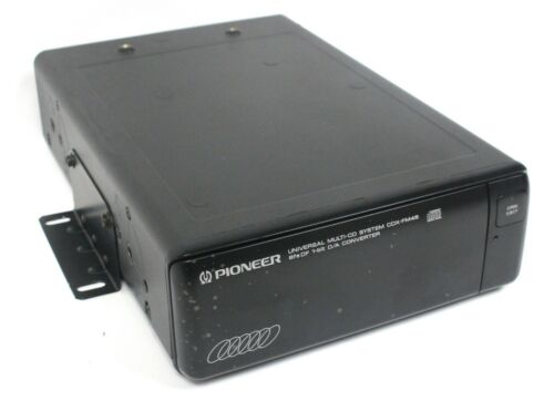 Pioneer CDX-FM45 Universal Multi-CD 6 Disc CD Player Changer USED