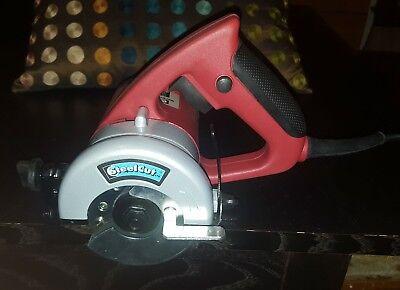 Steelcut Circular Saw W 4 Metal Cutting Blade Brand New Cuts 14 Plate
