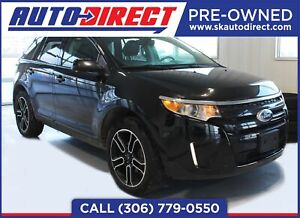 2014 Ford Edge SEL AWD | 3.5L | LEATHER | SUNROOF | BLUETOOTH