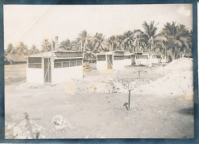 1944 45 Wwii Guam 56Th Air Depot Repair Sq Photo The Famous 8 Seaters