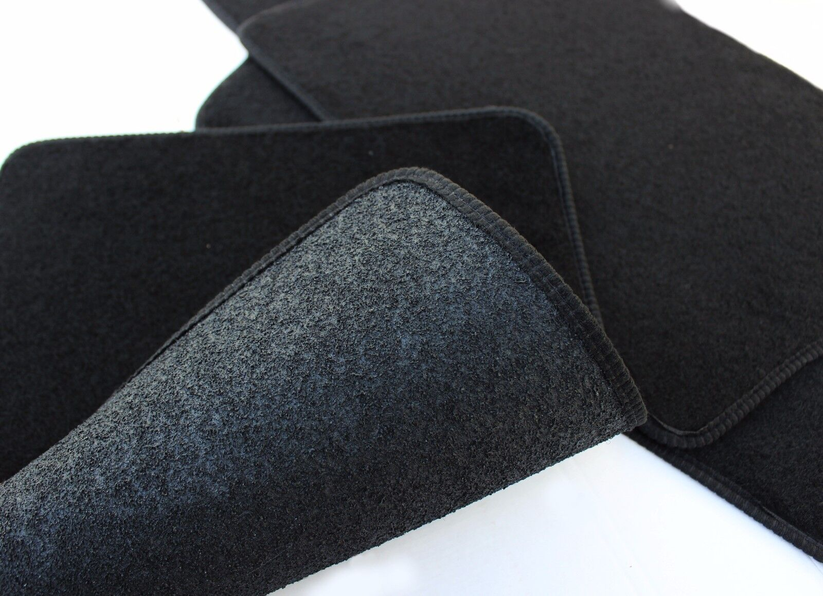 fu matten automatten velours f r opel meriva a 2003 2010 4tlg schwarz ebay. Black Bedroom Furniture Sets. Home Design Ideas