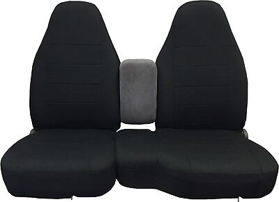 91-2012  FORD RANGER CAR/TRUCK SEAT COVERS FRONT 60-40 (console not included) ()