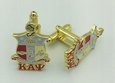 Kappa Alpha Psi - Shield Cufflinks