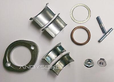 Exhaust Collet Kit Honda CG125 CB100N CD185 CD200 XL125 XL185 TL125 CT125 SL125