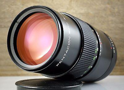 Объективы M42 telephoto lens PENTACON 4/200