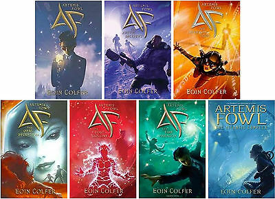 An analysis of artemis fowl by eoin colfer