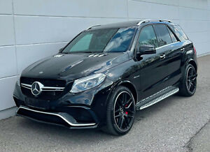 Mercedes-Benz GLE63 S AMG 4Matic *PANO*STANDHZG*AHK*360°*