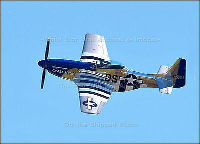 Photo: P-51 Mustang Crazy Horse 2, Homestead Air Force Base, 2010