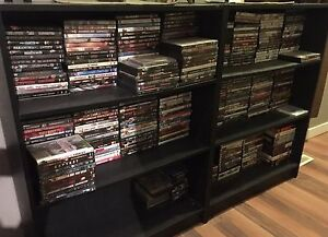 Moving sale: lot of 275+ DVD movies