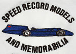 Speed Record Models and Memorabilia