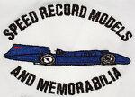 Speed Record Models and Memorabilia