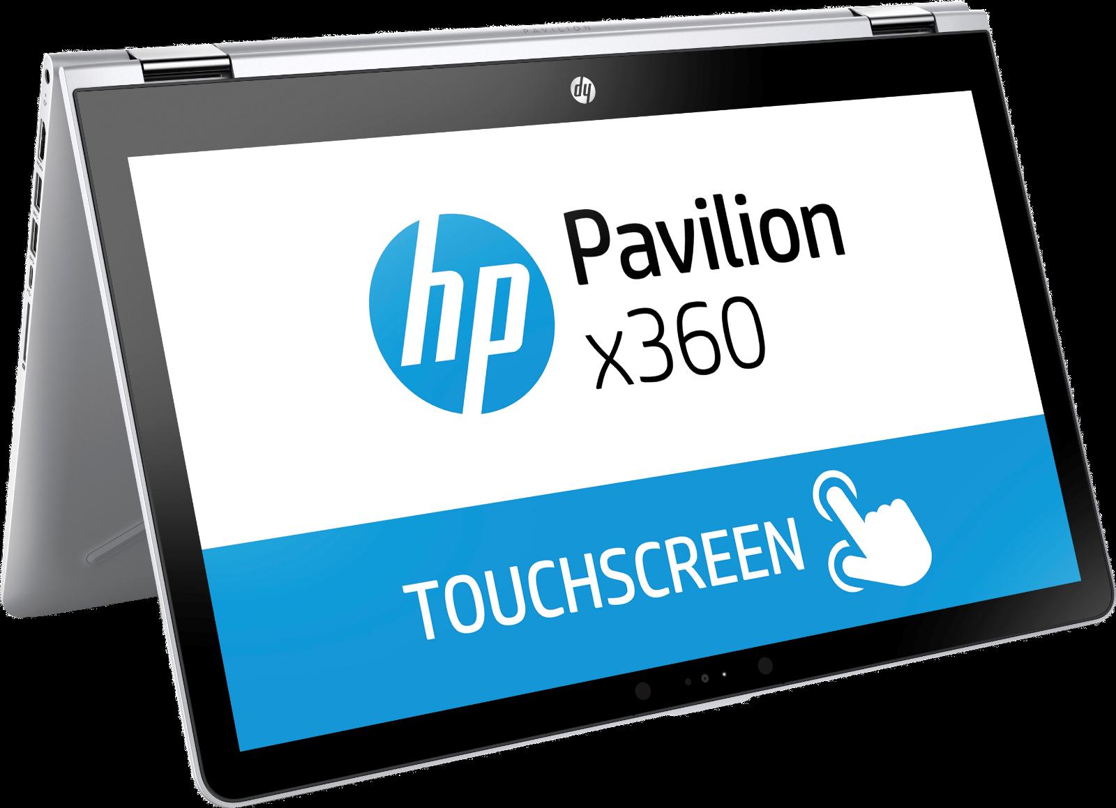 Hp Pavilion X360 15-br006na Touchscreen Laptop - Intel I3-7100u 8gb 1tb Hdd