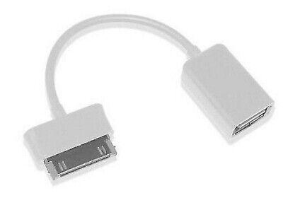 Cable adaptador OTG USB 2.0 Hembra a 30 Pin Macho Para Galaxy...