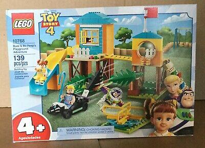 LEGO Toy Story 4 Buzz & Bo Peep's Playground Adventure (10768) NEW