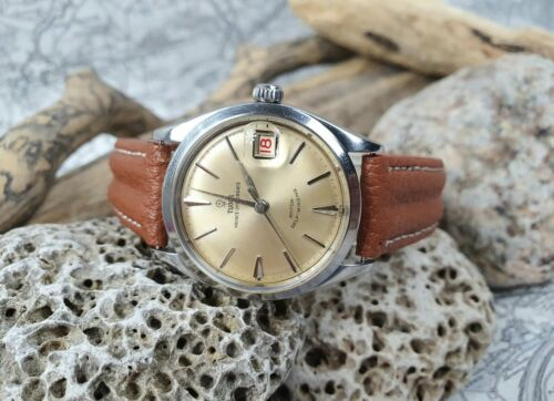Very Fine Vintage Rolex Tudor Prince Oysterdate ref 7966 . Rare Tropical Dial - watch picture 1