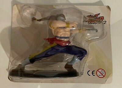 Figura Vega - Street Fighter - Capcom - Altaya