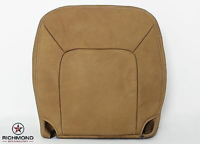 (2003-2006 Ford Expedition King Ranch -Driver Side Bottom Leather Seat Cover)