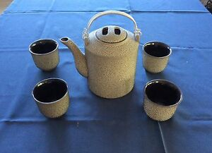 Japanese Green Tea Set $35 Margate Redcliffe Area Preview