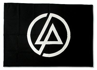 "LINKIN PARK ""SYMBOL"" BAND FLAG NEW OFFICIAL ADULT"