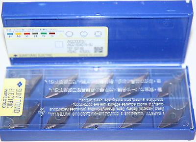 100pcs Vngg 330 Esu Ac520u Sumitomo 100 Inserts Factory Packs