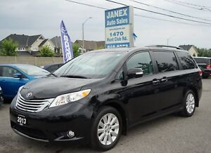 2013 Toyota Sienna XLE 7 Passenger LIMITED |AWD I NAVI | R.CA...