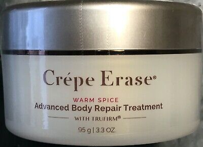 Crepe Erase Warm Spice Advanced Body Repair with Trufirm 3.3 oz *Unsealed*