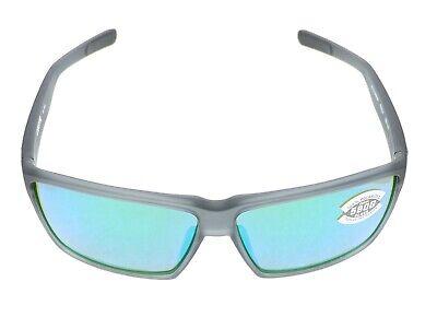 Costa Del Mar Rincon Green Mirror 580G Glass Lens Sunglasses RIN 156 (Costa Glass Lens)