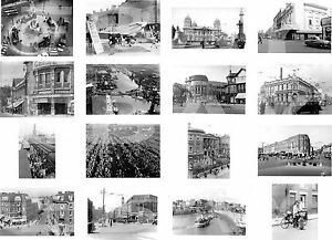 KINGSTON UPON HULL, EAST YORKSHIRE. 131 X FANTASTIC OLD PHOTOGRAPHS C1900S-1970