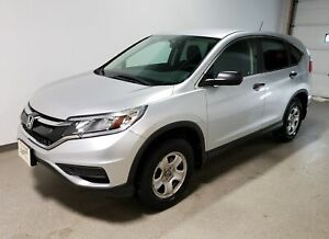 2015 Honda CR-V LX|Htd Seats|New Tires|Certified|Camera|AWD