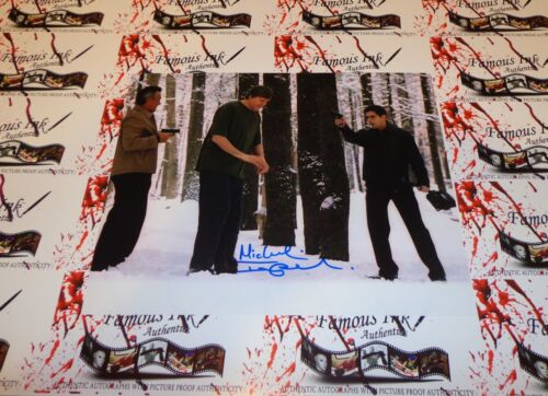 "Michael Imperioli Autographed ""Pine Barrens"" The Sopranos Custom 11x14 Photo"