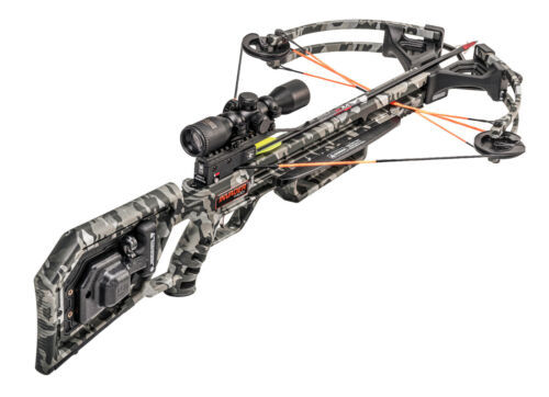 Wicked Ridge Invader 400 Acu Draw 50 Crossbow Package