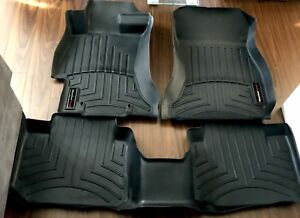 Weather Tech Mats Front and Back WRX 2015+